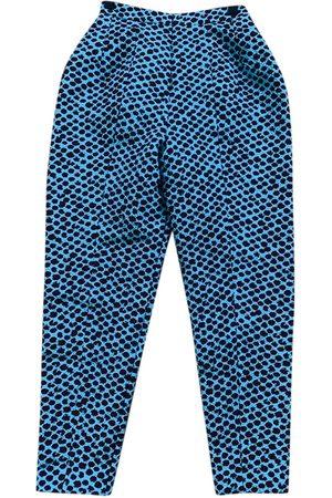 DELPOZO \N Trousers for Women