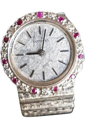 Longines White gold Watches