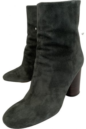 Isabel Marant Garett Leather Ankle boots for Women