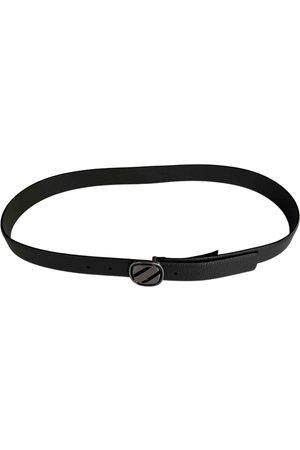 Ermenegildo Zegna Men Belts - Leather belt