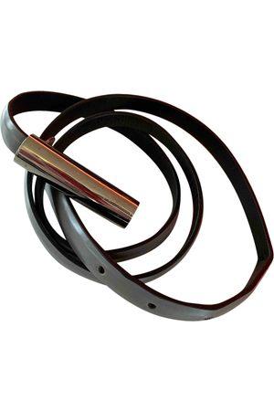 Jil Sander \N Leather Belt for Women