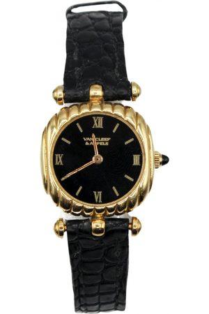 Van cleef Pierre Arpels Gold plated Watch for Women