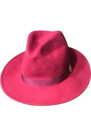 Roberto Cavalli Wool Hats