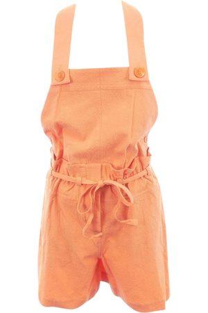 Carven \N Cotton Jumpsuit for Women
