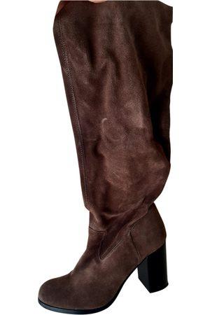 Sisley Leather Boots