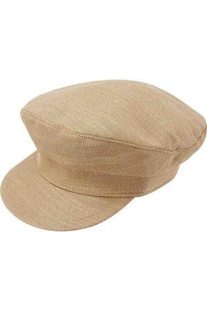 Max Mara \N Linen Hat for Women