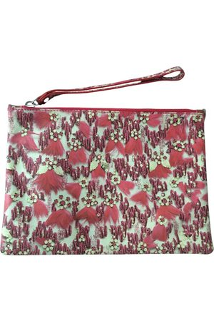 Mary Katrantzou \N Leather Clutch Bag for Women