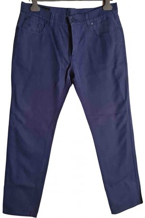 Alexander McQueen \N Cotton Jeans for Men