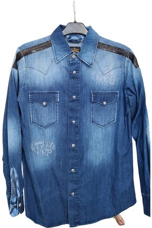 Vivienne Westwood Anglomania \N Denim - Jeans Shirts for Men