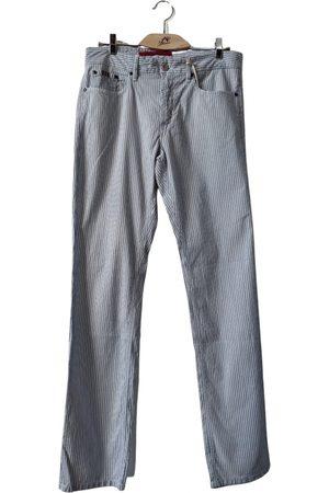 Cerruti 1881 \N Cotton Trousers for Women