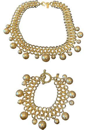 Kenneth Jay Lane Metal Jewellery Sets