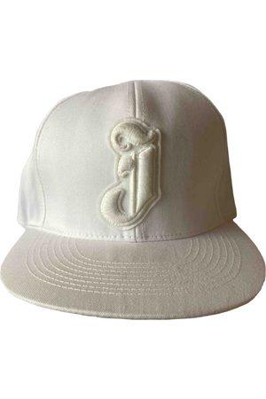 JUUN.J \N Cotton Hat & pull on Hat for Men