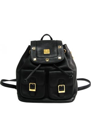 MCM \N Leather Backpack for Women
