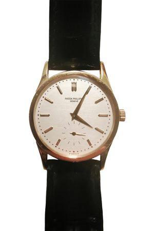 PATEK PHILIPPE Gold Watches