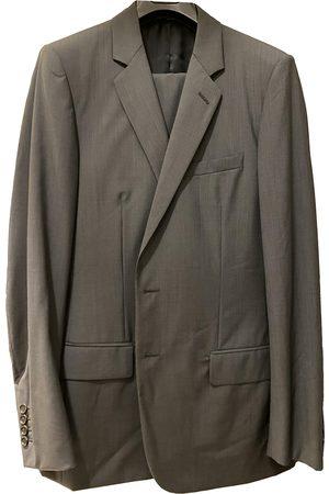 Dior \N Cotton Suits for Men