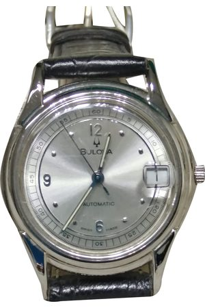 BULOVA Steel Watches