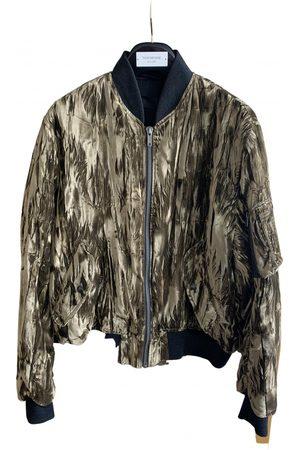 Haider Ackermann Velvet Jackets