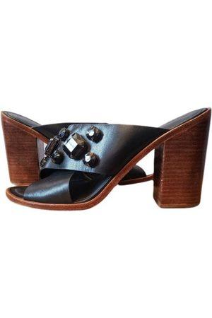 Loeffler Randall \N Leather Mules & Clogs for Women