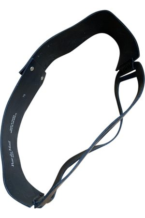 RUE DU MAIL \N Patent leather Belt for Women