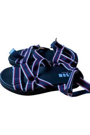 Msgm Plastic Sandals