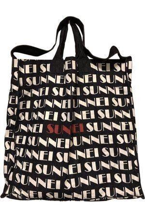 SUNNEI \N Cotton Small Bag, Wallet & cases for Men