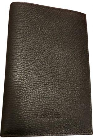 LANCEL \N Leather Small Bag, Wallet & cases for Men