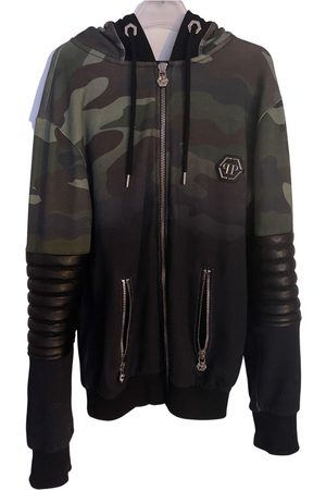 Philipp Plein \N Cotton Jacket for Men