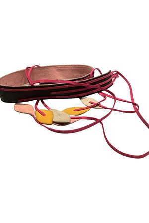 Kenzo VINTAGE \N Leather Belt for Women
