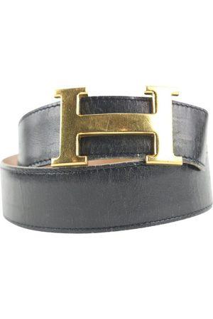 Hermès Men Belts - VINTAGE H Leather Belt for Men
