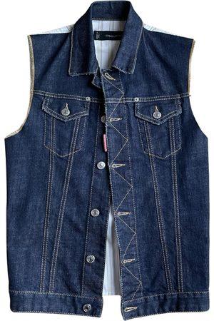 Dsquared2 Men Denim Jackets - \N Denim - Jeans Jacket for Men