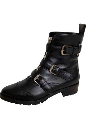 Tabitha Simmons \N Leather Ankle boots for Women
