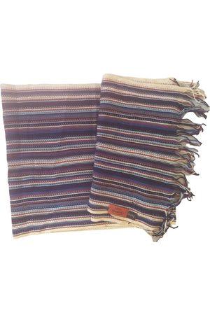 Missoni Men Pocket Squares - \N Wool Scarf & pocket squares for Men