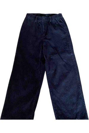 Subdued \N Velvet Trousers for Women
