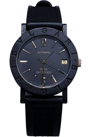 Bvlgari Carbon Gold watch