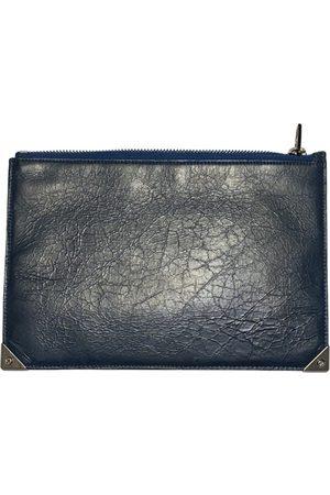 Alexander Wang Women Clutches - \N Leather Clutch Bag for Women