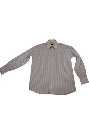 Emanuel Ungaro VINTAGE \N Cotton Shirts for Men