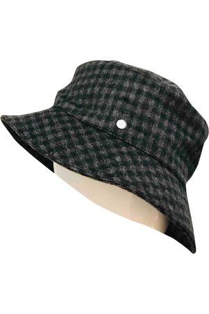 Hermès Grey Cashmere Hats