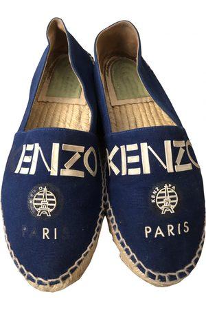 Kenzo Women Espadrilles - \N Cloth Espadrilles for Women