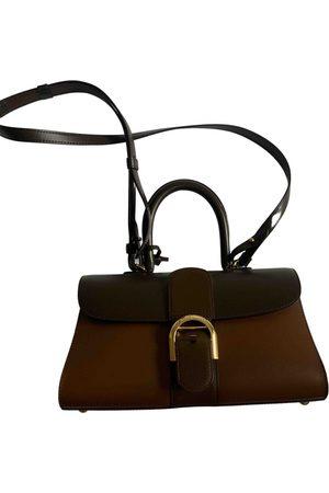 DELVAUX Le Brillant Leather Handbag for Women