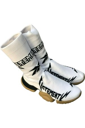 Vetements \N Cloth Trainers for Men