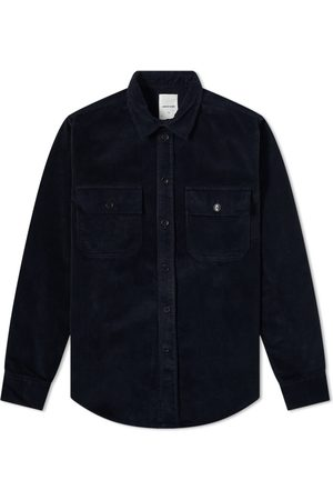 WoodWood Andrew Cord Pocket Overshirt