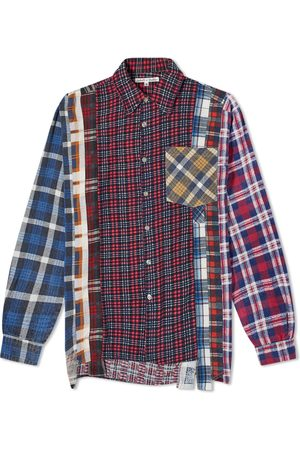 Pins & Needles Men Casual - 7 Cuts Flannel Shirt