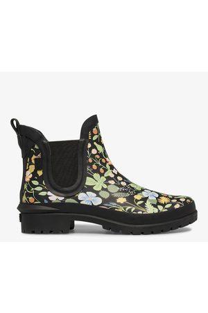 Keds Women Rain Boots - X Rifle Paper Co. Rowan Rain Boot Multi, Size 5m Women's Shoes
