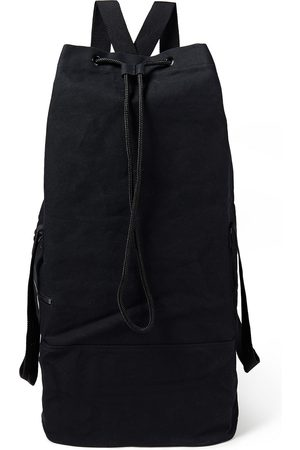 Reebok Woman Cotton-canvas Backpack Size