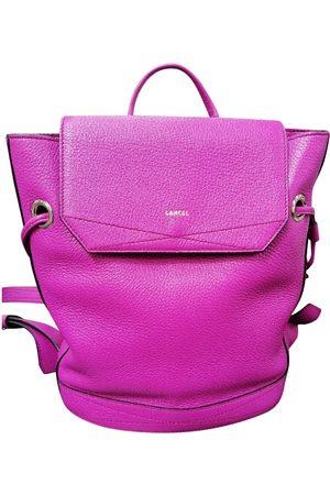 LANCEL \N Leather Backpack for Women
