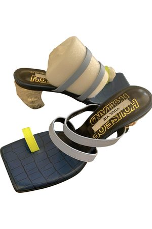 YUUL YIE Women Sandals - \N Leather Sandals for Women