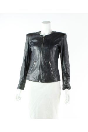 Theyskens' Theory \N Leather Jacket for Women