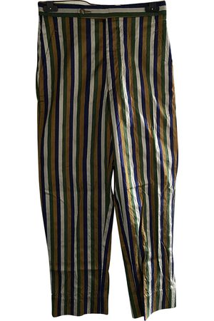 BODE Silk trousers