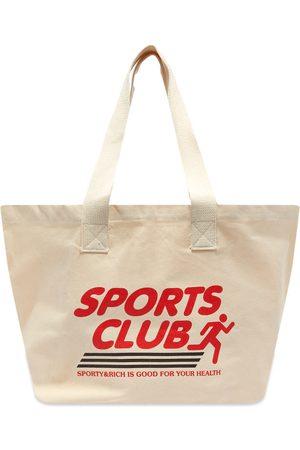 Sporty & Rich Sports Club Tote Bag