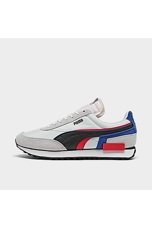 PUMA Men's Future Rider Play On Casual Shoes Size 7.5 Leather/Suede